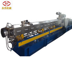 Cina Tugas Berat Master Batch Manufacturing Machine W6Mo5Cr4V2 Screw & Barrel Material pemasok