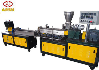 20mm Nitridged Steel Mini Twin Screw Extruder Machine 1000mm Barrel Diameter